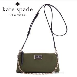 NWT Kate Spade Wilson Road Jane Crossbody Bag